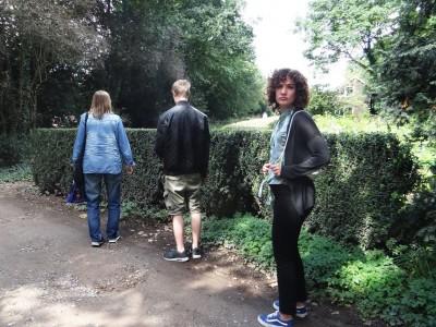 Vrijwilligersuitje naar de Hessenhof